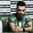 """Bruno Henrique é apresentado e se coloca à disposição do técnico Cuca: """"Estou preparado"""""""