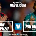 Previa San Lorenzo - Palmeiras: para alimentar el sueño de octavos