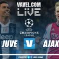 Resultado Juventus 1-2 Ajax en Champions League 18-19