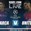 Resumen FC Barcelona vs Manchester United (3-0)