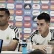 """Cristian Pavón: """"Me siento con confianza"""""""