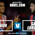San Lorenzo visita a Junior por la Copa Libertadores para buscar su pase a octavos de final