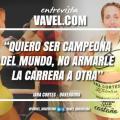 """Entrevista. Iara Cortés: """"Mi sueño es ser campeona del mundo, no armarle la carrera a otra"""""""