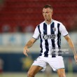 Manchester City's £18m bid for West Brom defender Jonny Evans rejected