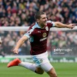 """Sam Vokes claims Burnley will travel to Anfield """"full of confidence"""""""