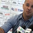 """Teixeira rebate declarações de Cavalieri: """"Sempre estive presente"""""""