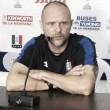 """Javiero Torrente: """"El objetivo del grupo es conservar la segunda posición"""""""