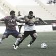 Em jogo marcado por expulsões, Criciúma vence Fortaleza e encerra jejum no Heriberto Hülse