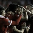 El Rojo se clasificó a los octavos de final de la Libertadores