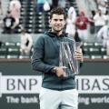Thiem vence Federer de virada e é campeão do Masters 1000 de Indian Wells