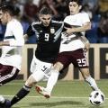 La Argentina cerró el año con una victoria ante México