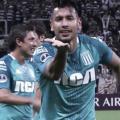 Racing sacó un difícilempatecontra Corinthians