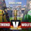 Resultdo Borussia Dortmund vs Wolfsburgo en Final Copa de Alemania DFB-Pokal 2015 (1-3)
