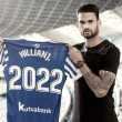 Willian José seguirá en la Real Sociedad hasta 2022