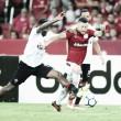Vitória e Internacional se enfrentam para definir vaga nas oitavas da Copa do Brasil