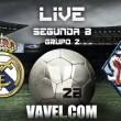 Real Madrid Castilla vs Amorebieta en vivo y en directo online en Segunda División B (3-2)