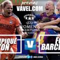 Previa Lyon vs Barcelona: veteranía frente a inexperiencia