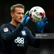 Anders Lindegaard tipped to join Burnley as Tom Heaton undergoes shoulder surgery