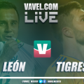 León vs Tigres en vivo online en Final Liga MX 2019 (0-0)