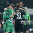 Werder Bremen 2-1 VfL Wolfsburg: Sensational late turnaround gives Die Werderaner first victory of the season