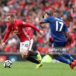 Smalling reveals Rooney still has a large role at Manchester United even when he's not playing