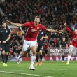 Manchester United 1-0 FC Zorya Luhansk: Ibrahimovic nets winner as Mourinho's men get off the mark in the Europa League