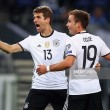 Germany 3-0 Czech Republic: Another Müllerdouble makes it two wins in two