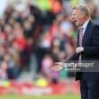 David Moyes shares disappointment after Sunderland's defeat to Stoke City