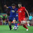 "Ander Herrera ""proud"" of Manchester United despite draw against Liverpool"