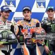 MotoGP: Front row discuss wet day 2 at Phillip Island
