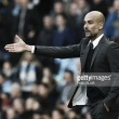 Guardiola targets EFL Cup victory as City look to get back on track