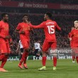 Liverpool 2-1 Tottenham Hotspur: Sturridge's brace sees Reds through to the quarter-final