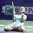 WTA Finals: Svetlana Kuznetsova continues her hustle with hard fought three-set win over Karolina Pliskova