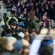 West Ham United pursuing bans and arrests after London Stadium trouble