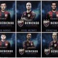 Atlante anuncia sus primeros refuerzos para el Apertura 2019