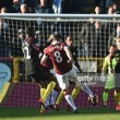 Burnley midfielder Dean Marney's wonder strike nominated for Premier League Goal of the Month