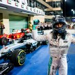 Nico Rosberg announces retirement from Formula 1