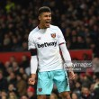 """Ashley Fletcher shares """"unbelievable"""" feeling after first West Ham goal in Manchester United defeat"""