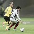 Eintracht Frankfurt vs Borussia Dortmund en vivo y en directo online en DFB Pokal 2017 (0-0)