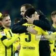 Borussia Dortmund 4-1 Borussia Monchengladbach: Delightful display from Dortmund as Gladbach's poor run continues
