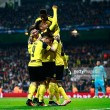 Real Madrid 2-2 Borussia Dortmund: Marco Reus strikes to snatch Group F top spot