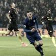 Com início eletrizante e três de Vardy, Leicester vence City e se afasta da zona de rebaixamento