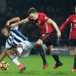 West Bromwich Albion vs Manchester United Live Stream Score Commentary in the Premier League 2017