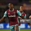 Michail Antonio crowned Hammer of the Year at West Ham's end of season awards