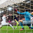 Swansea City 0-4 Arsenal: Arsenal stroll to success - as it happened