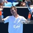 Australian Open: Tomas Berdych advances after Luca Vanni retires