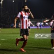 Lincoln City 1-0 Ipswich Town: Late Arnold strike sends Imps into fourth round