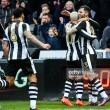 Newcastle United 4-0 Rotherham United: Benitez's men comfortably return to the summit