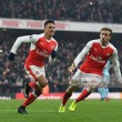 Arsenal 2-1 Burnley: Late penalty keeps Arsenal in title race