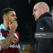 "Sean Dyche ""still in the market"" after Andre Gray departure"